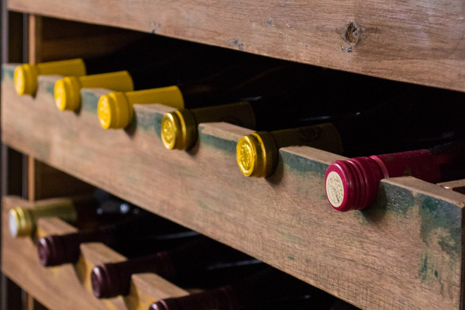 Voor wie wijnkelder