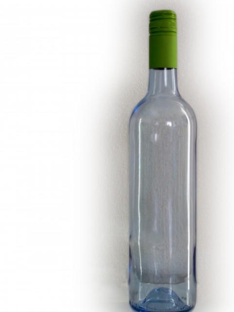 wijnfles terroir