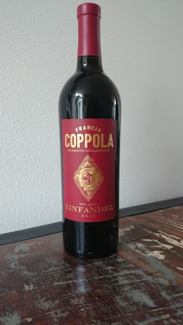 Franscis Ford Coppola Diamond Collection Zinfandel