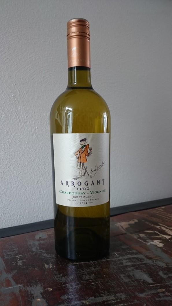 Arrogant Frog Chardonnay Viognier