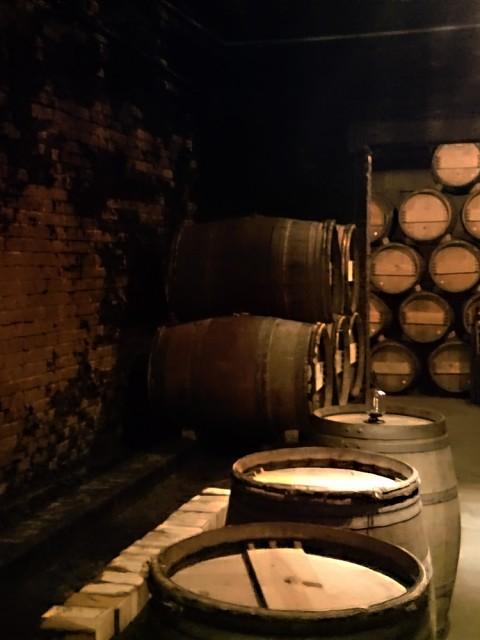 wijntonnen hout