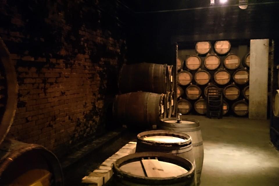 wijntonnen