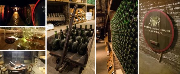 wijnmuseum compi wijnkelder