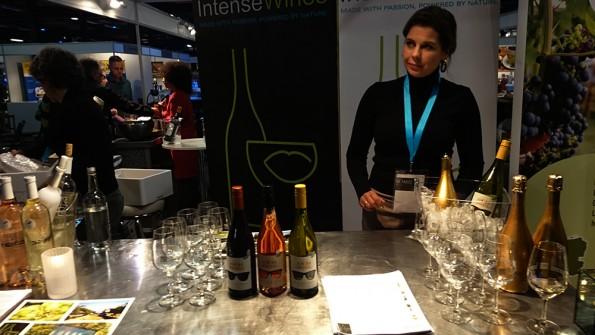Intense wines