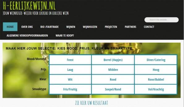 website h-eerlijkewijn