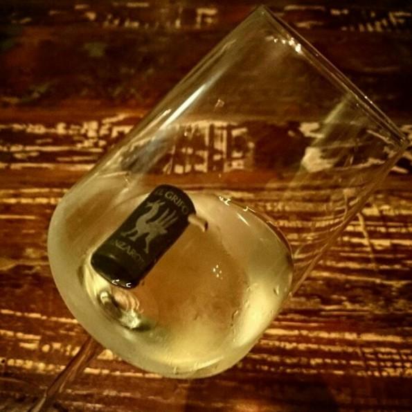 wijn met een kurk