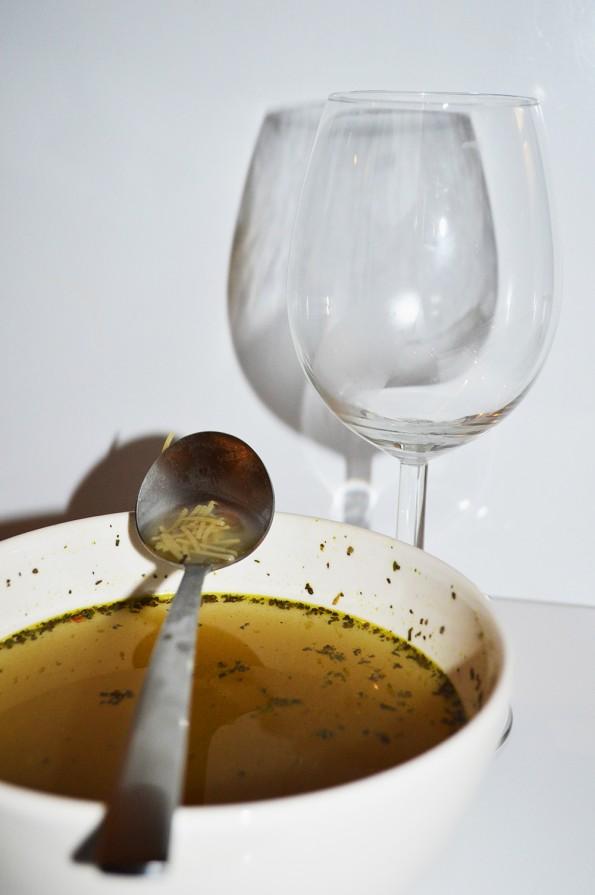liefsdesverdriet en bouillonsoep