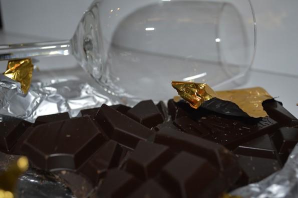 liefdesverdriet en chocolade