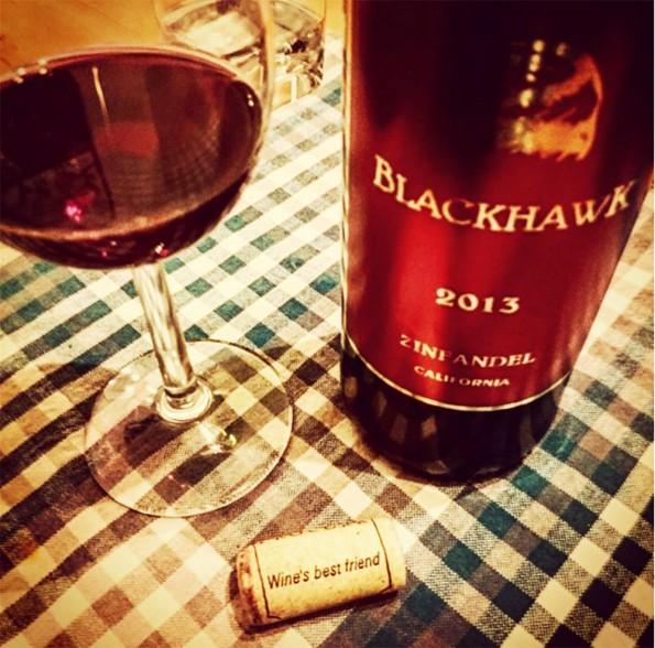 Blackhawk Zinfandel online wijn