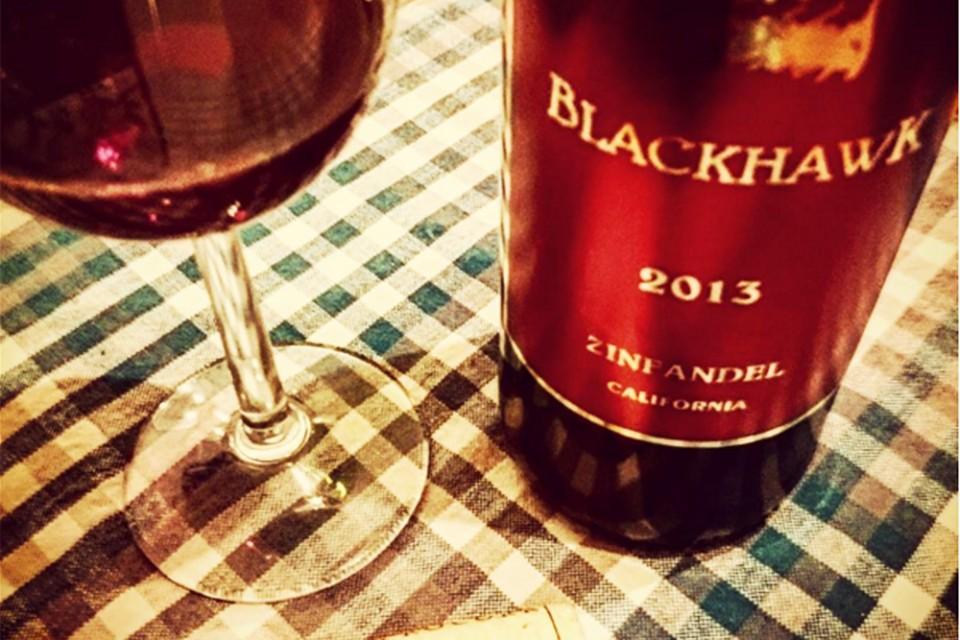 Blackhawk Zinfandel online wijntip