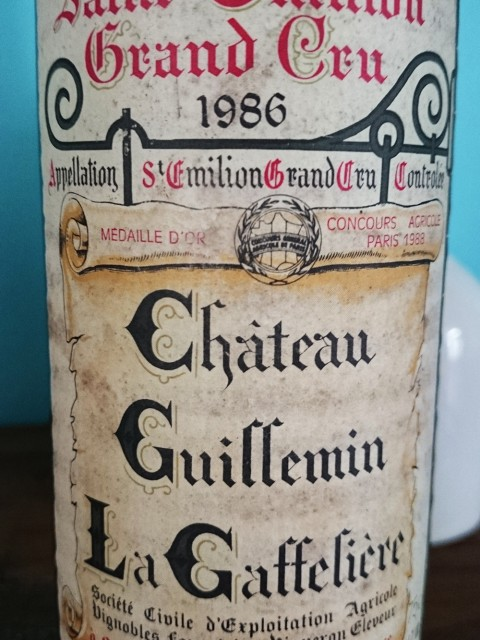wijnetiketten frankrijk