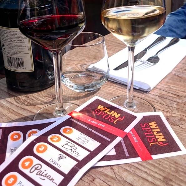 wijnspijs kaarten en wijn