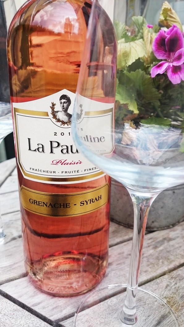 La Pauline Plaisir Rosé 1 rosé tip