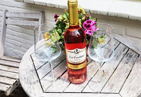 La Pauline Plaisir Rosé 2 rosé tip