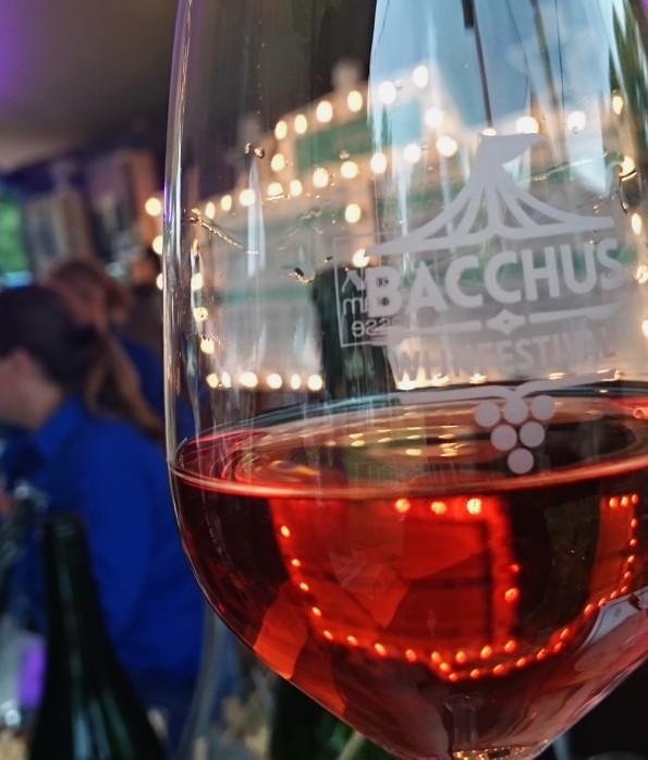 bacchus wijnfestival rose