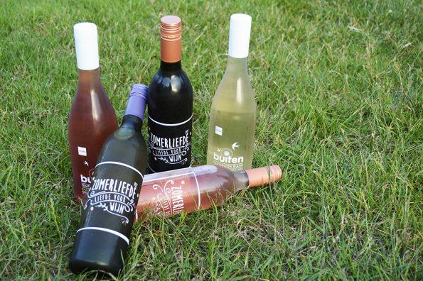 wijnen camping wijn
