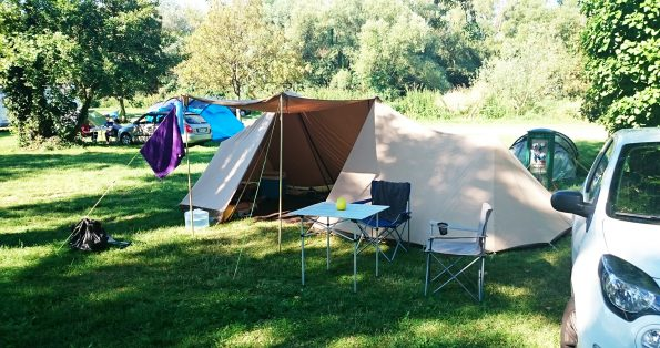 tent in elzas