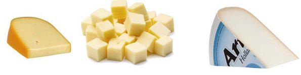 Nederlandse kaas en wijn