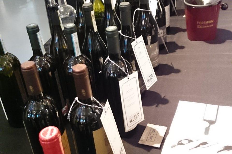 wijndummy op perswijn select