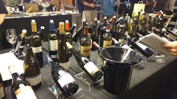 spuugbakjes perswijn select wijndummy