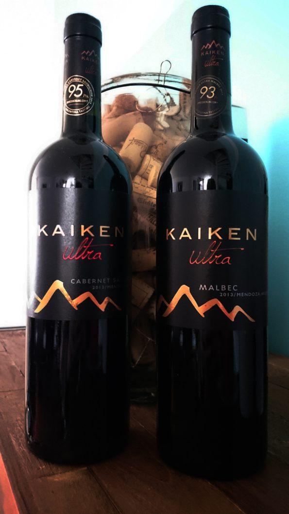 Kaiken ultra wines