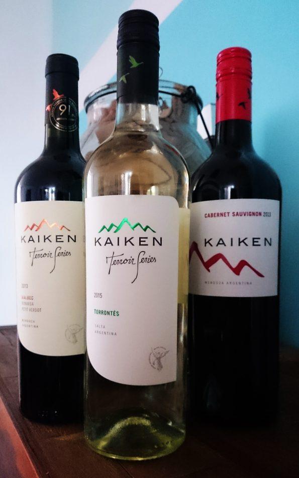 Kaiken wijnen