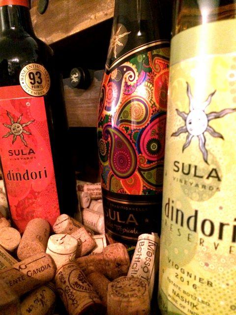 Wijnen uit India