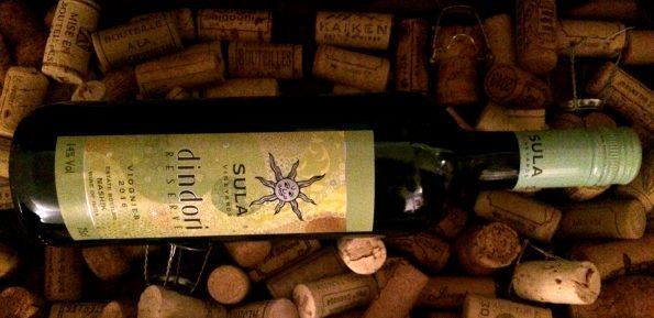 Wijn uit India Viognier