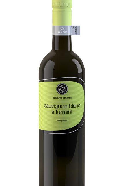 Supermarktwijn Furmint sauvignon Blanc hoofdfoto