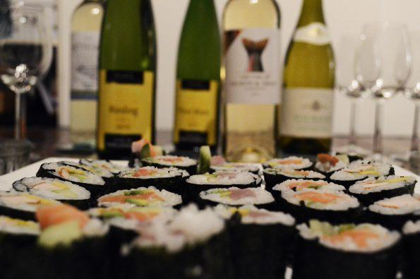 sushi en wijn 2