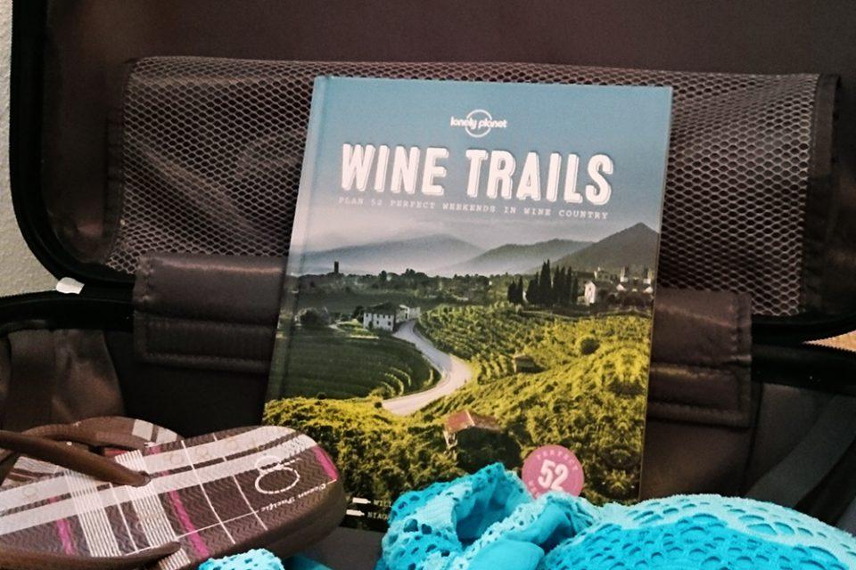wijnvakantie wine trails