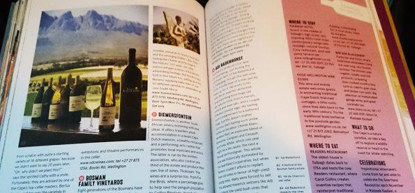 wijnvakantie paginas