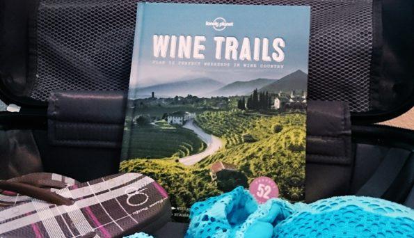 wine trails boek wijnvakantie