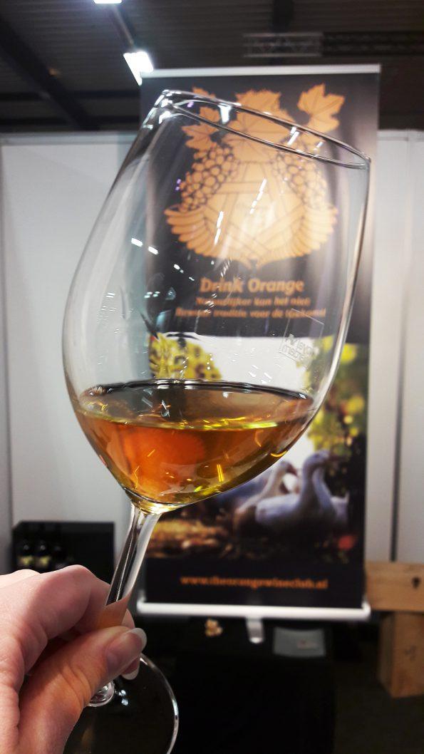 Orange wine 3