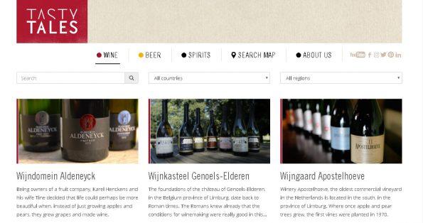 Nederlandse wijngaarden 1