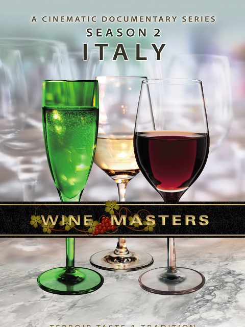 poster Wine Masters Italy