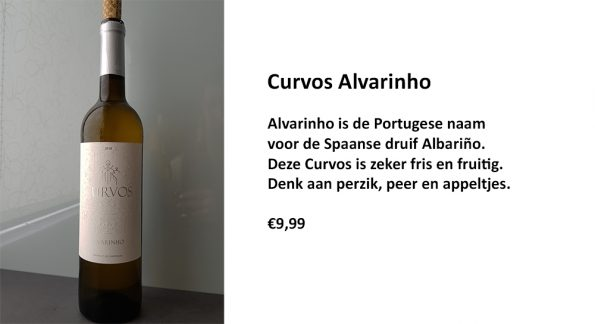 wijnen curvos alvarinho
