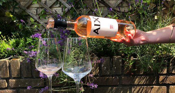 AIX rose 1