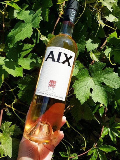 AIX rose 3