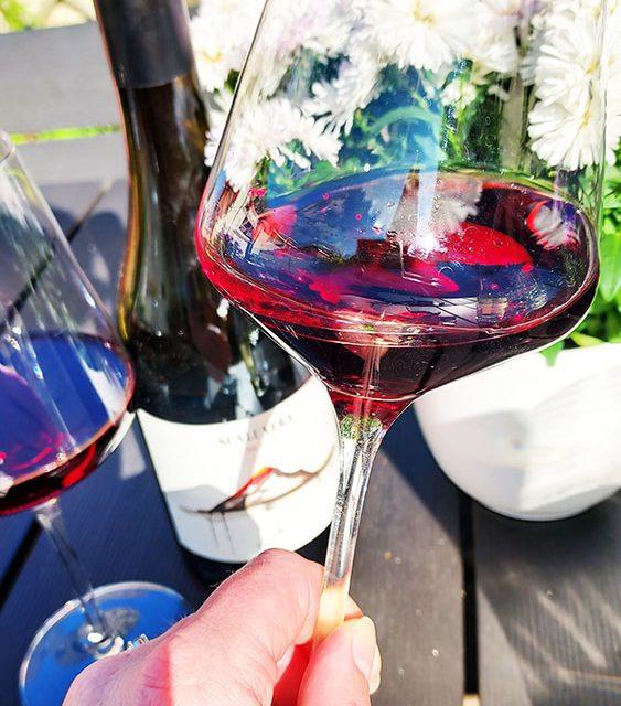 vulkanische wijn etna rosso